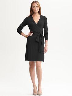 d4696ce950d6de Banana Republic Gemma Wrap Dress