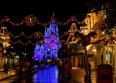 Christmas on Main Street, USA! I'M SO EXCITED!!!