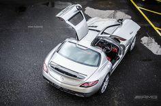 Mercedes-Benz SLS AMG - Explored by Adam Kennedy Photography, via Flickr