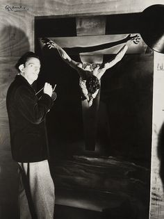 El Cristo de Dalí El Cristo de Dalí. Juan Gyenes (1912-1995)