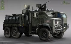 Wartruck by Min-Nguen on DeviantArt Army Vehicles, Armored Vehicles, Starship Troopers, Armored Truck, Tank Armor, Bug Out Vehicle, Futuristic Cars, War Machine, Concept Cars