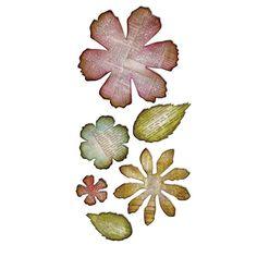 Ніж для висічки Sizzix Bigz XL Die - Jumbo Tattered Floralss, 659441