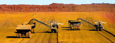iron ore mining- Australia (Reuters)