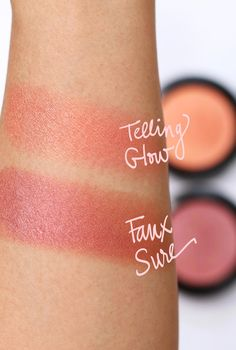 mac telling glow faux sure swatches Makeup List, Mac Makeup, Makeup And Beauty Blog, Beauty Hacks, Mac Faux, Mac Blush, New Mac, Mode Style, Makeup Inspo