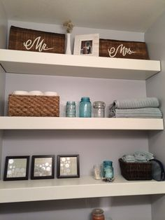 Decorating Shelves Made Easy