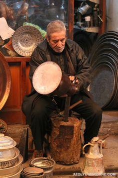 Atölye-Merdane: Gaziantep'te 2 Gün / 2 Days in Gaziantep