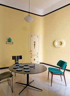 ©Studiopepe | Interiors.  I love the door!
