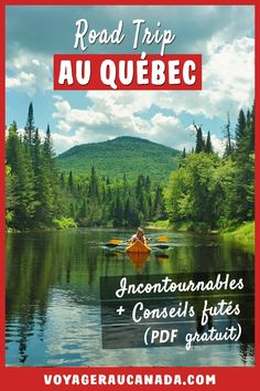 Road Trip Canada, Blog Voyage, Quebec, Road Trips, Cities, Camping, Mountains, World, Nature