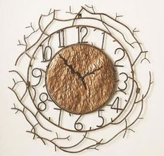 twig circle (minus the clock)
