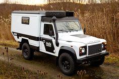 Land Rover Defender Matzker mdx