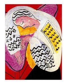 Matisse's The Dream