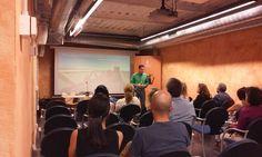 """16-10-2015 Conferencia sobre """"Vive una vida wellness""""."""