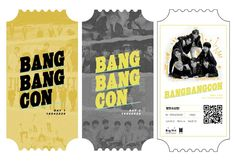 #BANGBANGCON ticket - Twitter Search / Twitter Pop Stickers, Printable Stickers, Bts Tickets, Concert Tickets, Bts Aesthetic Pictures, Bts Drawings, Chalk Drawings, Bts Concert, Bts Merch