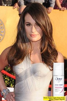 Get Lea Michele's Touchable Waves In 4 Steps - Hollywood Life