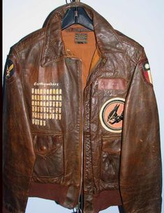 Image detail for -Leather Flight Jackets – USAF Bomber Jackets in goatskin Leather Flight Jacket, Leather Jackets, Motorcycle Jackets, Bomber Jackets, Military Jackets, Friend Outfits, Men's Coats And Jackets, Military Fashion, Fashion Wear