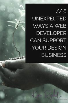 A web developer can be a web designers most valuable asset! Web developers have more to offer than just turning your designs into code! Here's 6 more ways a web developer can help support your web design business! Time Design, Your Design, Business Design, Business Tips, News Web Design, Website Maintenance, Social Share Buttons, Website Features, Best Web