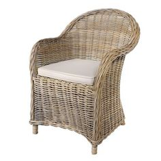 Rowico_Rattan_Grey_Armchair_with_Cushion