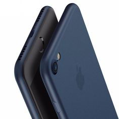 iPhone 7, 7 Plus Luxury Ultra-thin Hard Cover Case