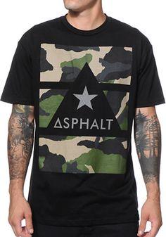 Asphalt Yacht Club Delta Force T-Shirt at Zumiez   PDP Club Shirts, Tee e04418c1b6