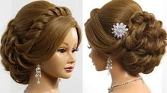 wedding hairstyles - YouTube