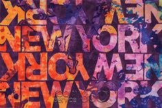 New York Bryant Pop Handmade Designer Rug by Henzel