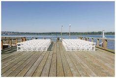 Ceremony Location-- Semiahmoo Resort Peir.