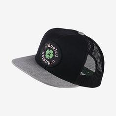 Hurley Fight This Men s Adjustable Hat (Black) - Clearance Sale Peak  Performance 2c6c481cdfa8