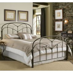 Fashion Bed Group Pomona Panel Bed & Reviews | Wayfair