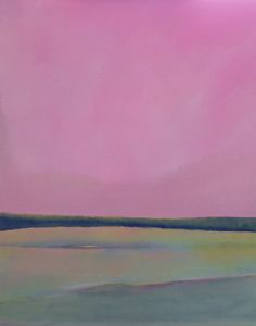 In the Pink by ann sklar in the FASO Daily Art Show