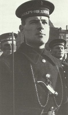 cadets of the russian naval school parade in Red Square, pin by Paolo Marzioli