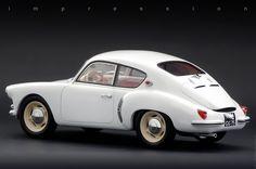 A rare Renault Alpine A106