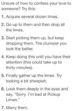 7. Marry them