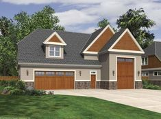 Eplans Garage Plan - A Premium House Plan Presented By Home Planners - 0 Square Feet and 0 Bedrooms from Eplans - House Plan Code HWEPL67326