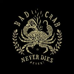 Bad Crab / Stepart on Behance