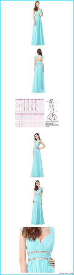 42f8ee6246081 Ever Pretty Women s Sleeveless Grecian Style Bridesmaid Dress 08697