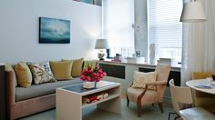 Beautifully Decorated Small Living Rooms