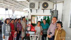 PHOTO | GPIB SHALOM: Ibadah Rutin Diakonia & Test Kesehatan Street View