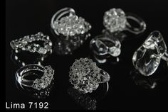 glass rings by Lima 7192