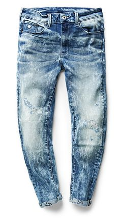 The world's first denim from recycled ocean plastic. Don't believe it? Take a look: rawfortheoceans.g-star.com