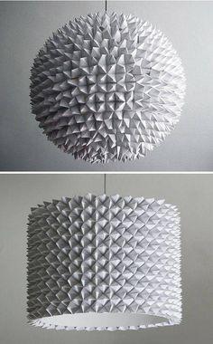lamparas de papel - 12                                                                                                                                                     Más