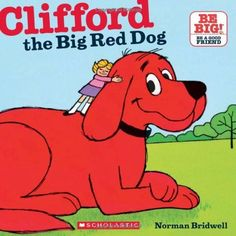 Clifford the Big Red Dog Read Along(Book & CD) by Norman Bridwell. $9.99. Reading level: Ages 4 and up. Publisher: Scholastic Audio Books; PAP/COM edition (June 1, 2006). Publication: June 1, 2006