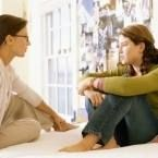 """Do you ever think """"TERRIBLE IDEA!"""" as your daughter is trying to explain an ill-conceived plan to you? Cutting her off may discourage her from sharing in the future but it can be sooo hard to listen when you disagree. How do you hold off from interjecting when your daughter is trying to start a conversation?"""