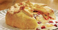 Pepperidge Farm® Puff Pastry: Holiday Brie en Croute