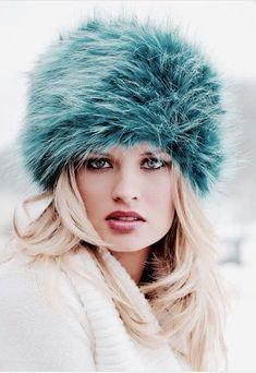 ad5f71904bfc2 Shop through our line of women s faux fur hats and headbands