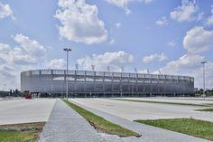 Lublin City Stadium / Estudio Lamela / Poland