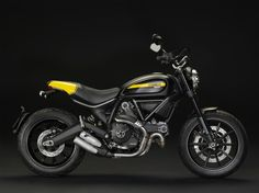 Ducati Scrambler Full Throttle model