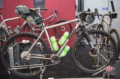 Infos : EUROBIKE16 bikepacking mike hall pivot moots exploro revelate blackburn transcontinental