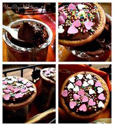 Una Pizca de Hogar: Bizcochos de chocolate al microondas.