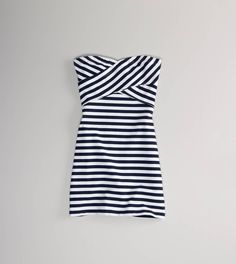 AE Striped Tube Dress