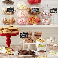 Nothing puts the fun into raising funds like an old-fashioned bake sale. From couture cupcakes to cookie pops, brownies, macaroons and more, this delicious collection has everything you need to whip up tempting treats. Sturdy pans ensure tasty results, premium tools make prep a snap, and treat boxes, wraps and bags of all stripes provide the perfect display.